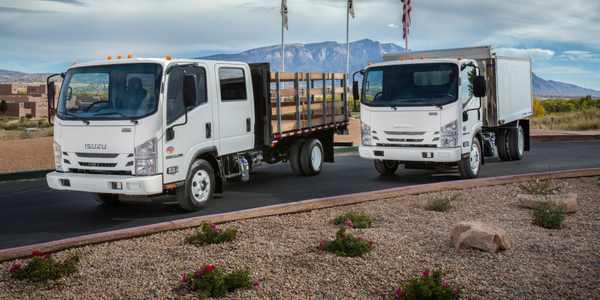 Photo courtesy of Isuzu.