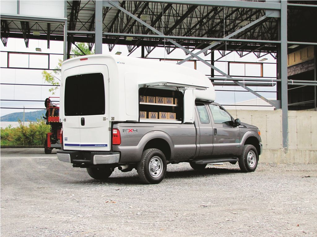 Can Truck Capsules Effectively Replace Cargo Vans?