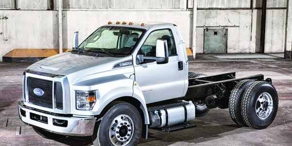 Medium-Duty Trucks, such as the Ford F-650 Chassis Cab, continue to have stable operating costs....