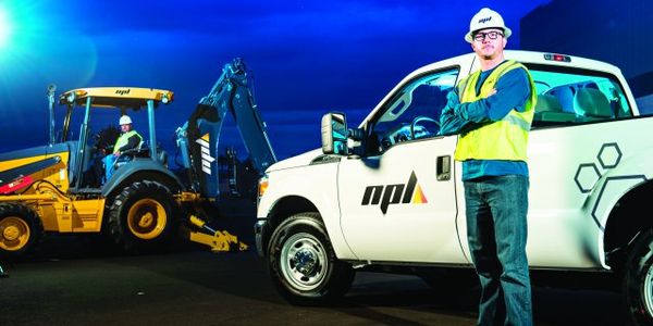 Through idle-reduction, NPL Construction saved more than $180,000 in fuel costs in six months....