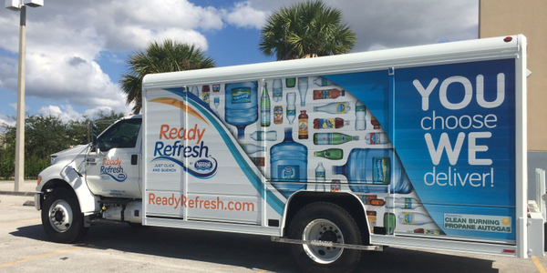 Nestlé Waters North America added 155 propane autogas trucks to its fleet after piloting 29...