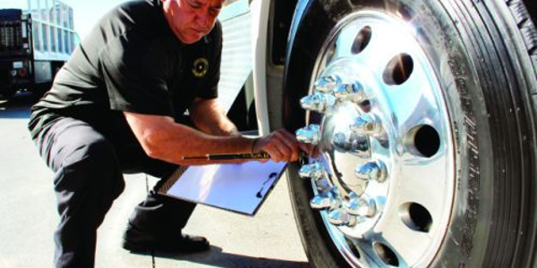 Ensuring Proper Trailer and Tanker Tire Pressure