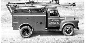 Time Capsule: Circa 1950s Tel-E-lect International Truck