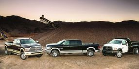 Ram Chassis Cab: Medium-Duty Truck of the Year