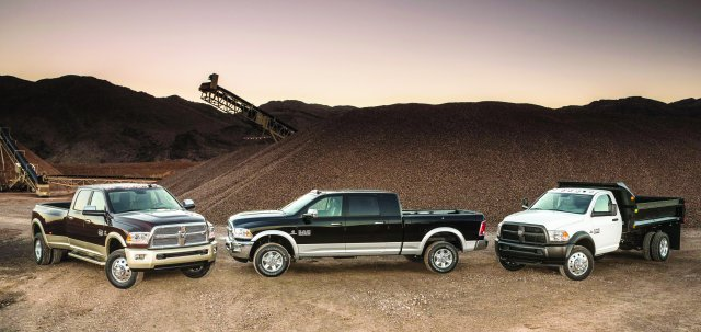 PHOTO: RAM TRUCKS -