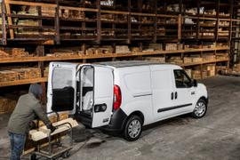 Euro-Style Cargo Vans Break the Mold