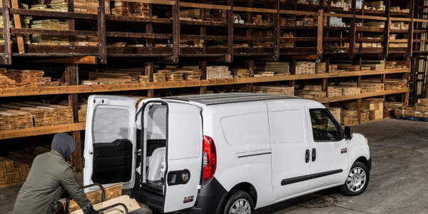 Euro-style vans, like the Ram ProMaster City,  offer more cargo room than box-style vans and are...