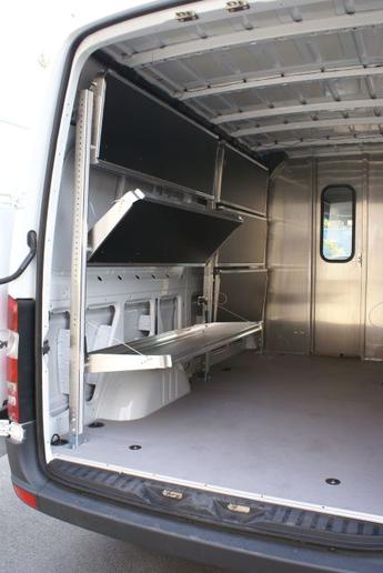 Innovative Truck and Van Upfits - Upfitting - Work Truck Online