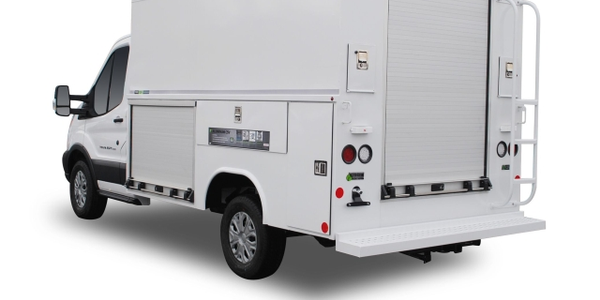 The lightweight, Reading aluminum CSV comes equipped with such features as Dual-Pro door seals,...