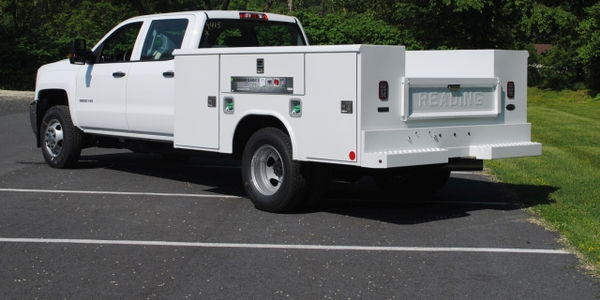 Reading Truck Equipment offers a variety of service body offerings in both steel and aluminum....