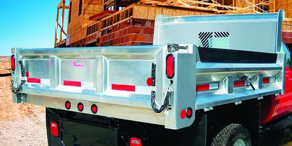 A Lighter, More Fuel-Efficient Future for Truck & Van Bodies