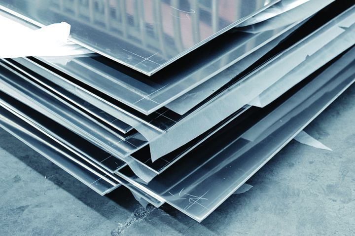 "Aluminum is a ""mature"" material that can be applied directly to reduce weight by up to 40 percent. Its chief advantage is as a skin material, and is limited for use as a structural support. (Photo: @ISTOCKPHOTO.COM/TEEKID) -"
