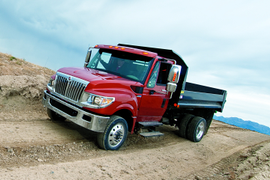 International TerraStar 4x4 Named 2014 Medium-Duty Truck of the Year