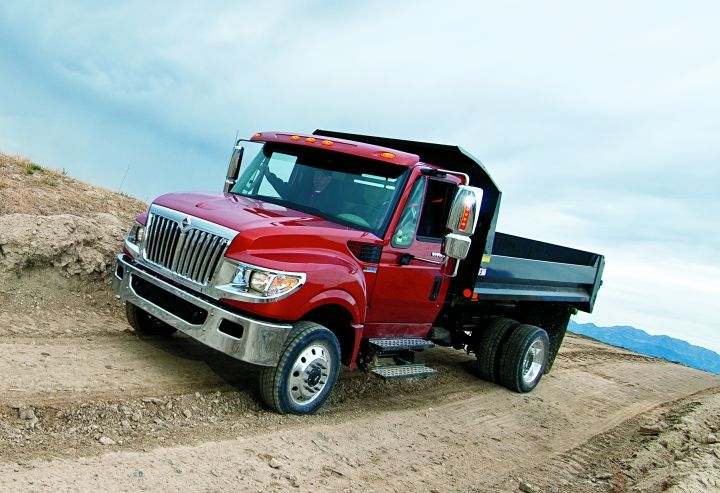The 2014 Medium-Duty Truck of the Year was first introduced in 2010 as a 4x2 version. The 4x4 model was introduced at the 2013 Work Truck Show, winning the prestigious truck of the year award just one year later.
