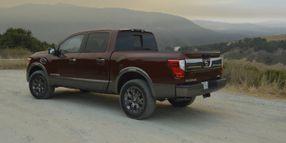 Nissan Showcases 2017 Titan