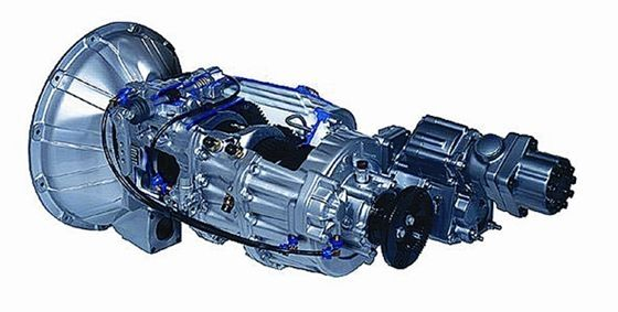 Consult your upfitter at the beginning of the selection process. Determine if specific needs must be considered in the transmission specs.  -