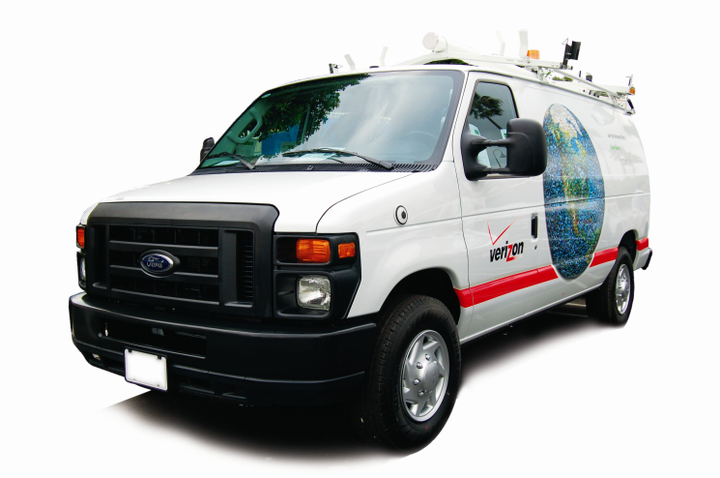 Verizon announced its order of 501 new 2011 Ford E-250 vans to be converted to CNG in October 2010. -