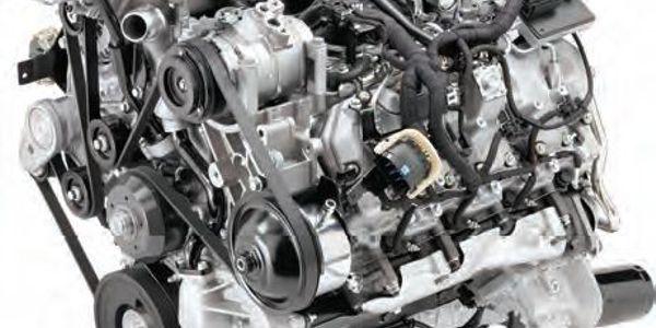 Chevy's 2008 Duramax Diesel 6.6L V8 Turbo