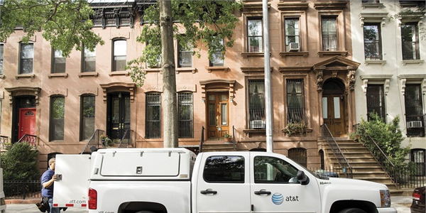 AT&T recently put its scheduled vehicle washing program on hiatus for the more than 15,000 fleet...