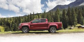 2015-MY Colorado Will Have Work Truck Option