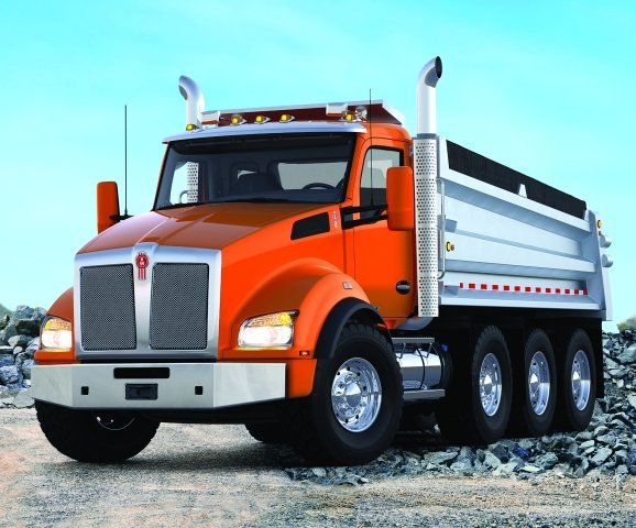 The All-New Kenworth T880 Multi-Purpose Vocational Truck