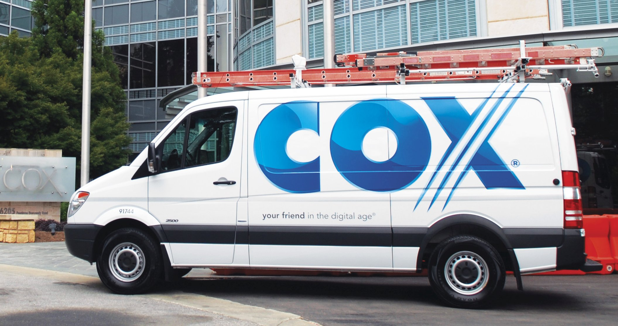 Cox Looks to Sprinter & Hybrid Vans for Better MPG