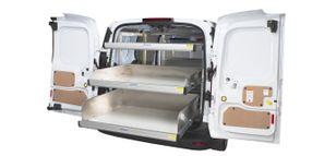 Innovative Work Van Upfit Applications