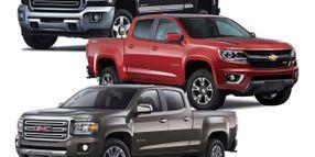 GM's Three-Truck Strategy