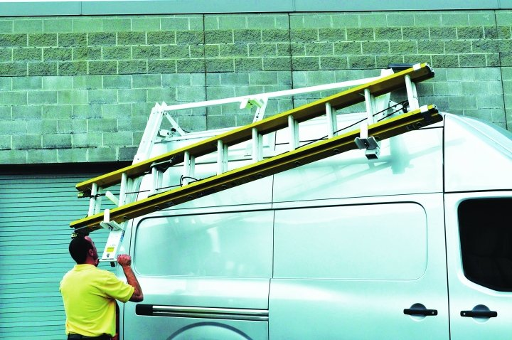Selecting the Right Ladder Rack for the Job