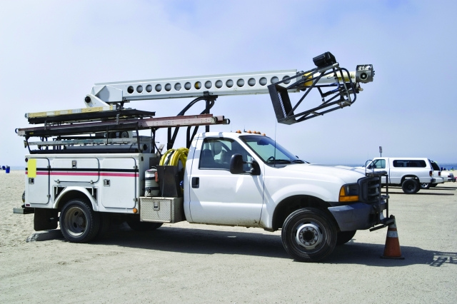 Many larger fleets have moved away from purchasing to leasing trucks.  - Photo courtesy of iStockphoto.com