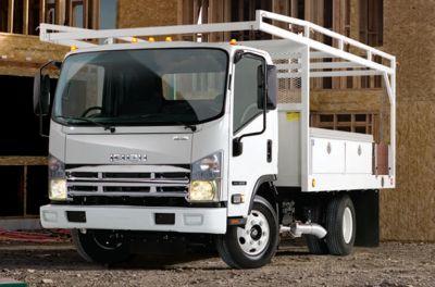 Isuzu Introduces Redesigned 2008 N-Series LCF