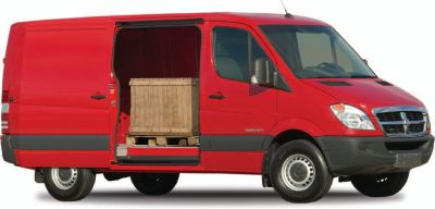 Super Size Me: 2007 Dodge Sprinter