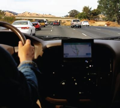 Using Data-Centric Predictive Analytics to Improve Driver Safety