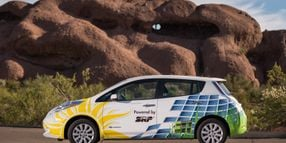 Utility Conducts Study of Electric Vehicles