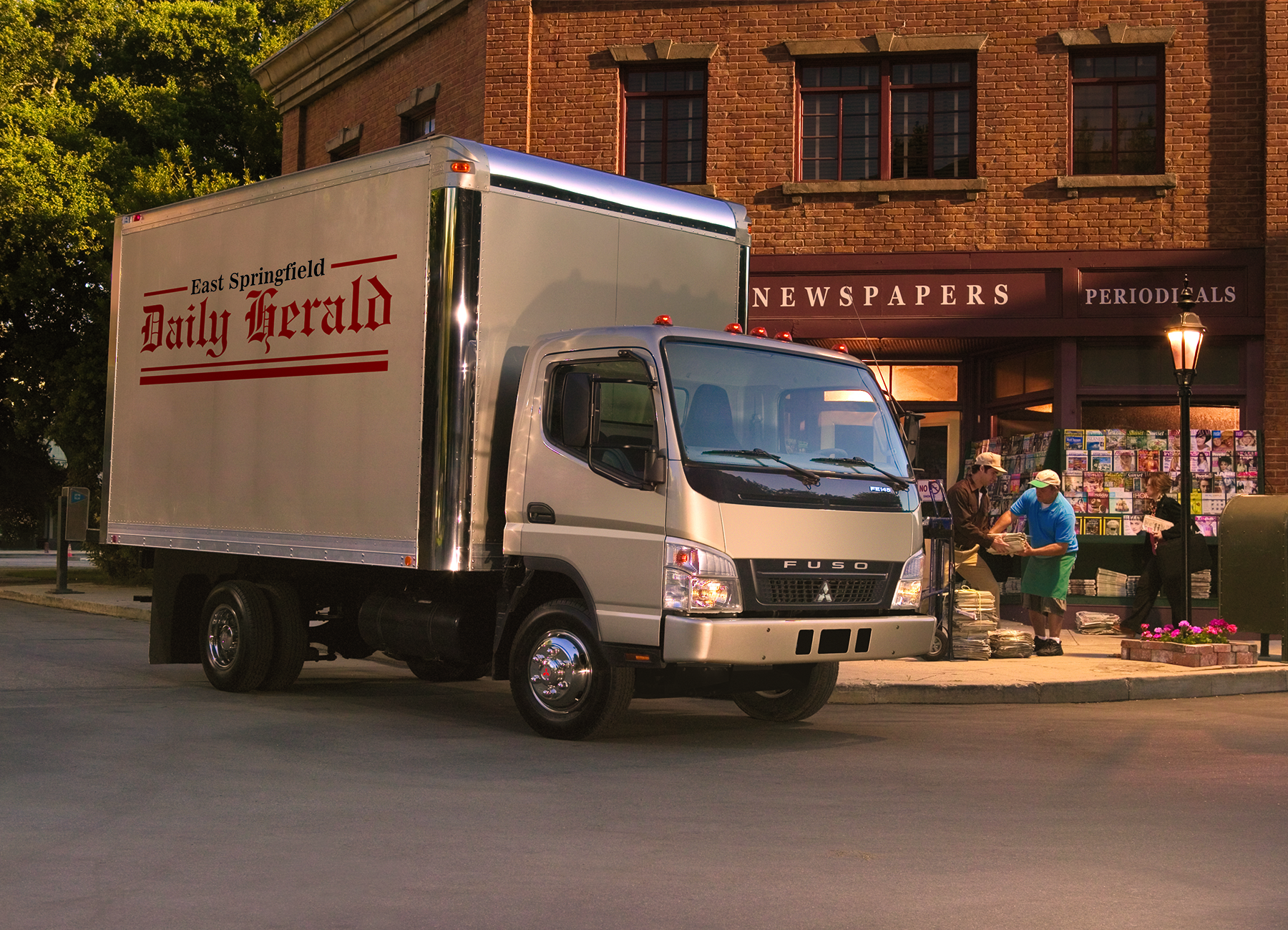 Mitsubishi Fuso's Used-Truck Warranty Offers Three Coverage Intervals