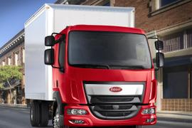 Peterbilt's New Medium-Duty Truck in Full Production