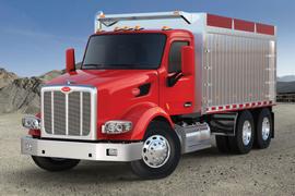 Peterbilt Showcases Vocational Trucks