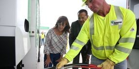 Ameren Illinois Opens CNG Station