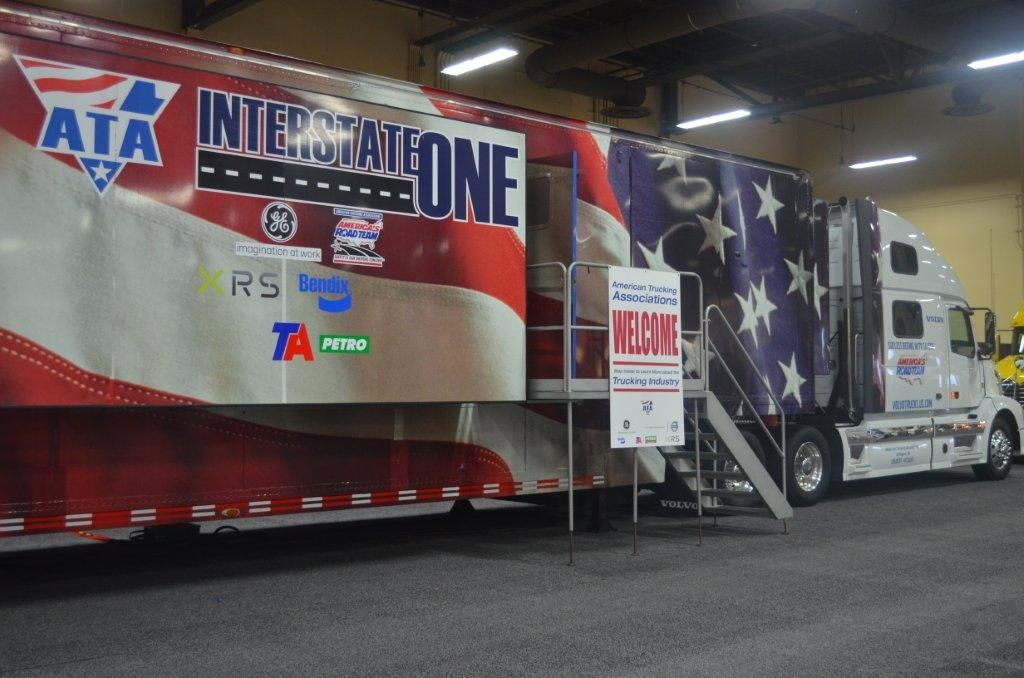 ATA Selects XRS for America's Road Team Truck Fleet Optimization and Compliance