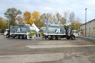 Advanced Disposal Expanding CNG Fleet, Fueling