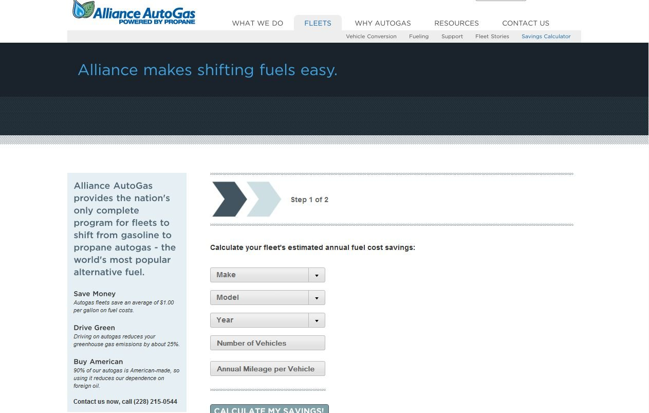 Alliance AutoGas EPA-Certification Includes E-Series and GM Medium-Duties