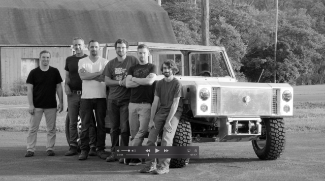 Bollinger Releases 'Making of the Electric Truck' Movie