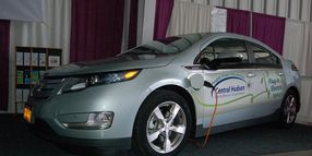 Central Hudson Gas & Electric Adds Volt to Growing Alt-Fuel Fleet