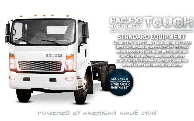 Rainier Truck Sales Picking Up