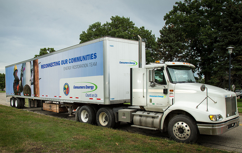 Consumers Energy to Roll Out Mobile Storm Units for Faster Service Restoration