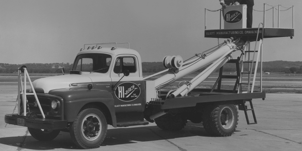 Elliott products enjoyed early adoption by electrical contractors and utilities, as post-war...