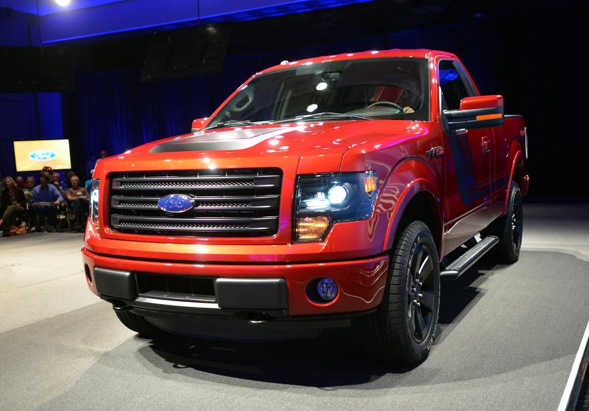 All-New 2014 Ford F-150 Tremor Is World's First EcoBoost-Powered Sport Truck