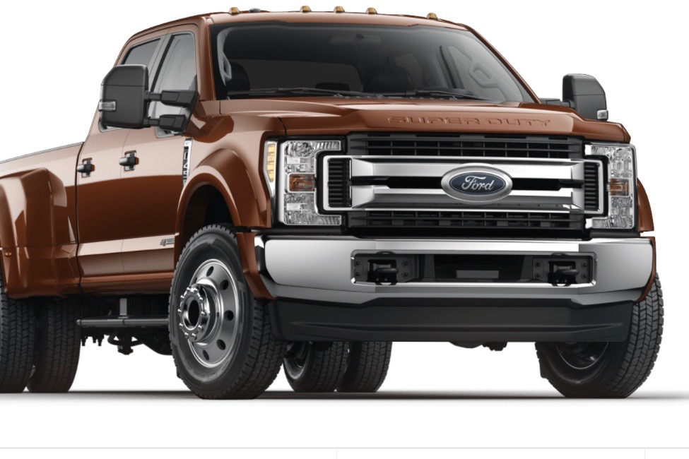 Ford Recalls F-450, F-550 Trucks for Driveshaft