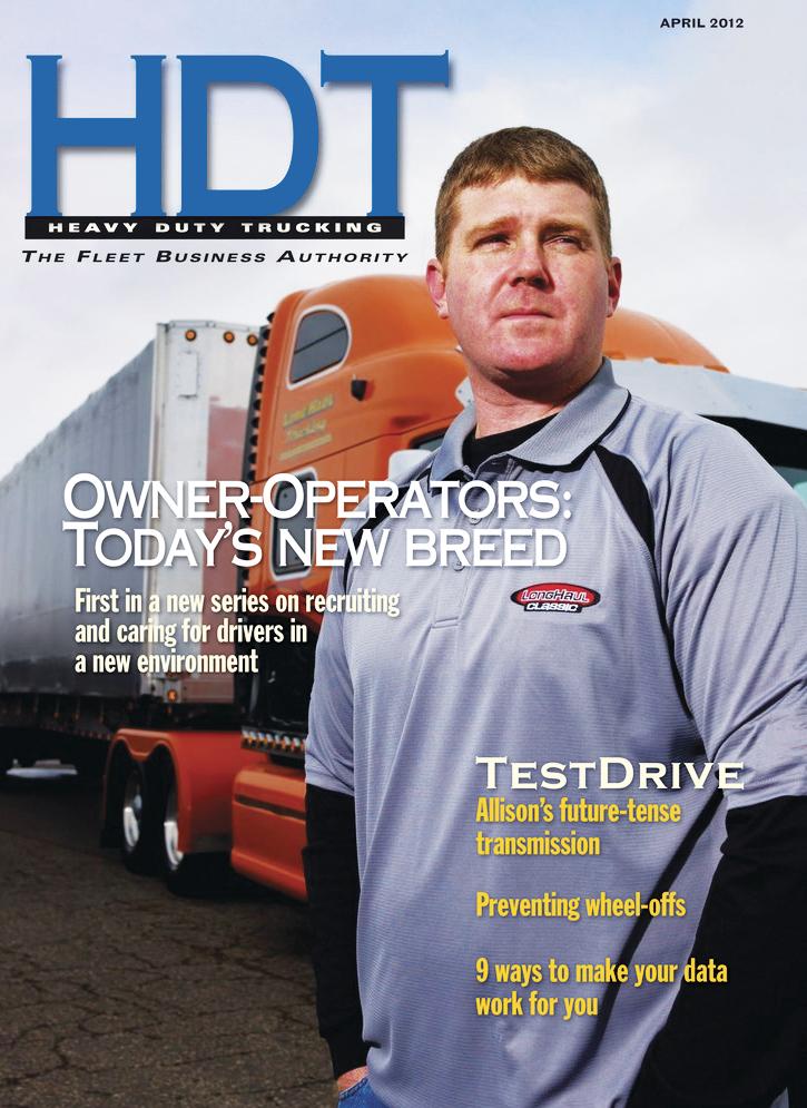 BBM Acquires Heavy Duty Trucking Magazine