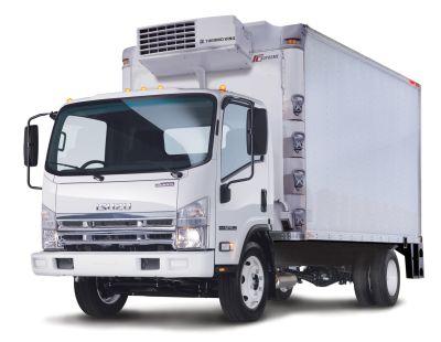 2008 Isuzu N-Series Gas-Powered Trucks Now Available